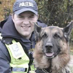 politseinik-koeraga