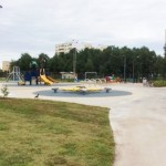 Игровая площадка между улицами Катлери и Паасику. Фото: управа Ласнамяэ