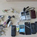 Последние находки, принесенные таллинцами в полицию.
