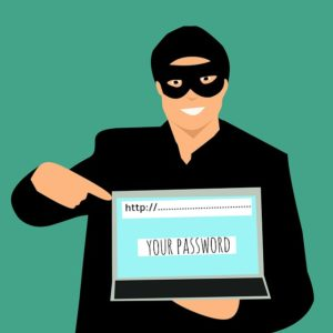 Хакер. Фото: pixabay.com.