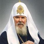 Патриарх Алексий II .