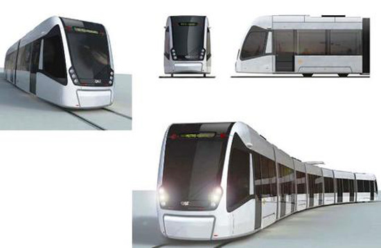 В 2014 году в Таллине появятся новые экологичные трамваи