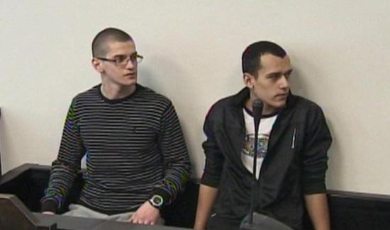 Окружной суд ужесточил наказания убийцам бывшего баскетболиста Керта Кескюла. Фото: ERR .