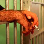 В эстонских тюрьмах курение будет запрещено.