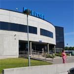 Здание Идаского полицейского участка, обслуживающего Ласнамяэ.  Находится в Таллине по адресу:  P. Pinna 4. Фото Виталия Фактулина.