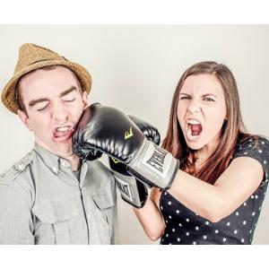 Семейное насилие. Фото: pixabay.com.