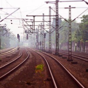 Железнодорожные пути. Фото: pixabay.com.